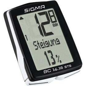 SIGMA SPORT BC 14.16 STS CAD Fahrradcomputer kabellos